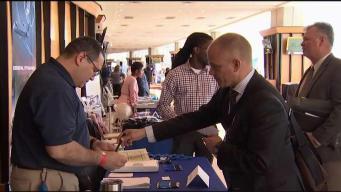 Prince George's Job Fair Helps Veterans Find Next Step