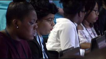 Companies Interview Hundreds of Young People at DC Job Fair