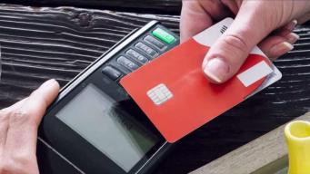 Contactless Credit Cards Catching On