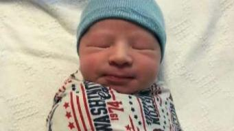 Couple Keeps Promise to Name Baby After Stanley Cup