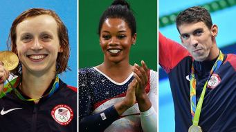 Medal Count: DC-Area Athletes Bring Home the Gold