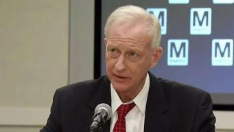 DC Council Plans Investigation of Jack Evans