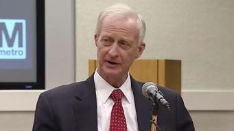 DC Councilman Jack Evans Stepping Down From Metro Board
