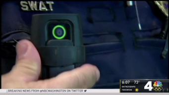 Study: Body Cameras Didn't Change DC Officers' Behavior