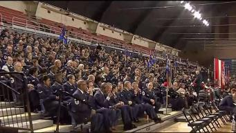 DC National Guard Honors Those Who Serve