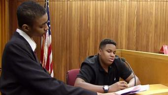 DC Teens Tackle Deadly Force During Mock Trial
