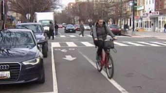 DDOT Considers Adding Bike Lanes to 17th Street