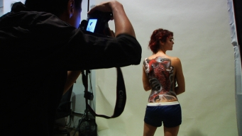 Make Yourself a Masterpiece at Den Art Body Painting