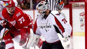 Get to Know Braden Holtby