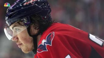 Get to Know T.J. Oshie