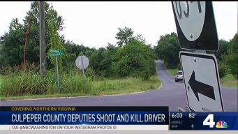 Driver Fatally Shot by Culpeper Deputies