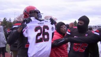 Dunbar Honors Slain Teammate With Turkey Bowl Victory