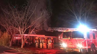 Police: Teen Detained After Fire at Bowie Home