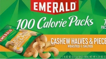 Emerald Cashews Recalled Over Glass Shards