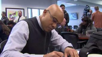 Substitute Teacher Proves Popular Option for Furloughed Feds
