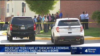 Family Says Police Didn't Need to Shoot Virginia Teen