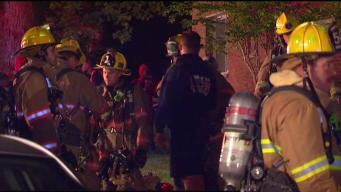Man Smoking While Using Oxygen Mask Started Md. Fire