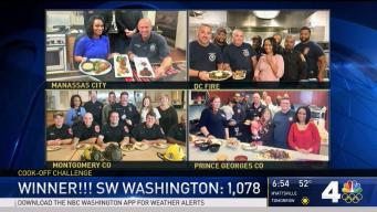 Firefighter Cook-Off: And The Winner Is...