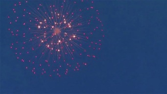 Gaithersburg Tests Fourth of July Fireworks