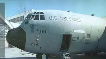 Florida Rep. Fights for Backup Hurricane Hunter Aircraft