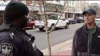 Fredericksburg Police Hand Out Gift Cards for Good Deeds