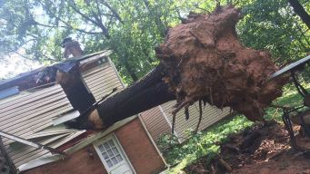 Tornado Touches Down in Howard County