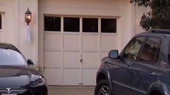 Garage Openers From Unlocked Cars Used to Commit Theft