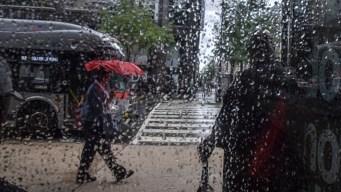 Widespread Rain Showers Soak DC Sunday
