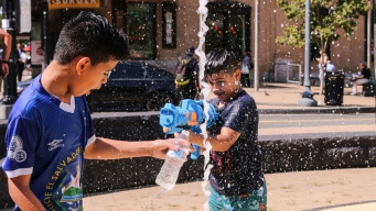 High Heat, Humidity, Chance of Rain Headed to DC Area