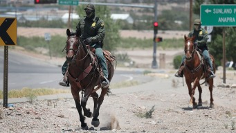 May Saw Record High for Undocumented Border Crossings