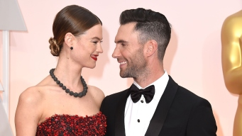 Levine, Prinsloo Expecting First Child