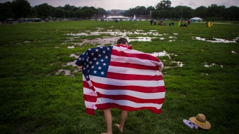 Widespread Storms Impact Fourth of July Celebration
