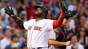MLB Star David Ortiz to Give Boston Students Wake-Up Calls