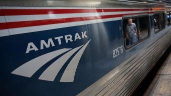 Amtrak Delays Along Busy NE Corridor on Busy Travel Day