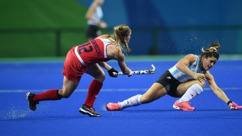 Nurse From Virginia Officiates Field Hockey in Rio