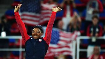 SPOILER ALERT: 4 to Watch: Simone Biles Competes on Beam