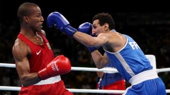 Brazilian Wins Lightweight Gold; US Boxer Through to Semis