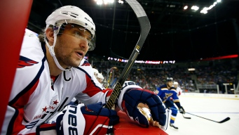 Capitals to Face Champion St. Louis Blues in Home Opener