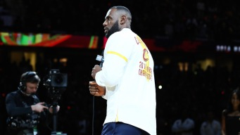 Lebron James: 'It's Cleveland Against the World'