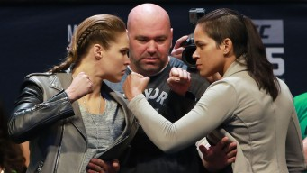 Ronda Rousey Returns to Reclaim Her Title Belt