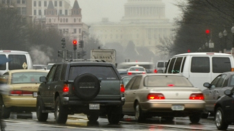 Winter Storm Brings Slick Roads, School Delays