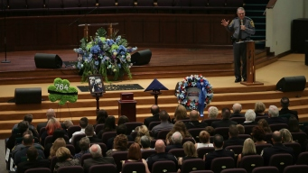Funeral Held for Va. Trooper Killed in Helicopter Crash