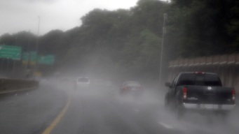 Scattered Storms With Heavy Rain Possible Friday