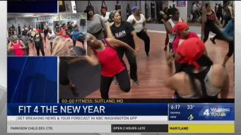 GoGo Fitness Gets the Party Started