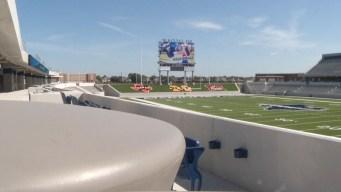 $69.9M High School Football Stadium Set to Open in Texas