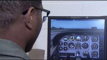 Prince George's High School Senior Becomes Pilot