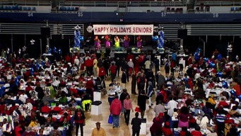 Thousands of Senior Citizens Gather for Holiday Celebration