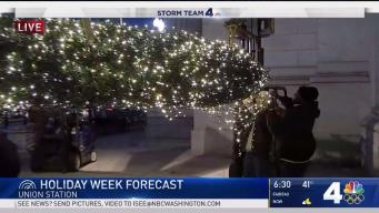Holiday Spirit Comes to Union Station