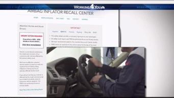 Honda Takes Airbag Recall to Customers' Doors