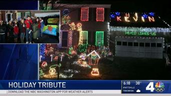 'House of Kevin' Shines Bright for Special Neighbor